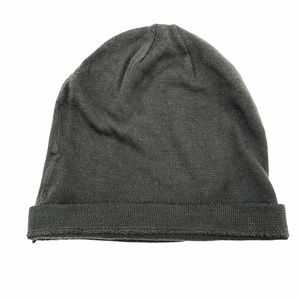 Guess Gray Knit Beanie Knit Hat